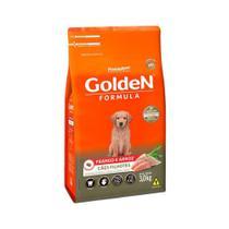 Ração Golden Formula Filhotes Frango e Arroz -  3 Kg - Premier