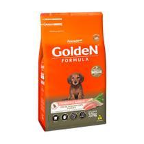 Ração Golden Fórmula para Cães Filhotes de Porte Pequeno Sabor Frango e Arroz -