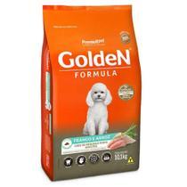 Ração Golden Formula Premium Especial Adulto Raças Pequenas Frango e Arroz 10,1kg -