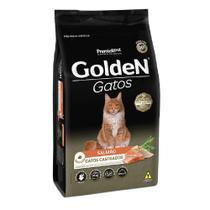 Ração Golden Gatos Castrados Salmão 10,1kg -