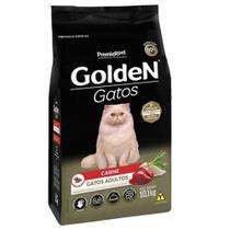 Ração Golden Gatos Premium Especial Adulto Carne 10,1kg -