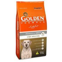 Ração Golden Light Para Cães Adultos Sabor Frango e Arroz 15kg - Premier