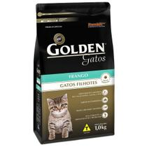 Ração Golden Para Gatos Filhotes Sabor Frango -
