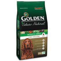 Ração Golden Seleção Natural para Cães Adultos 15kg - Premier pet -