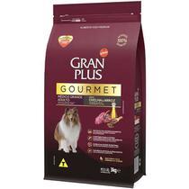 Ração Gran Plus Gourmet Cães Adultos Raças Médias e Grandes Ovelha e Arroz (3 kg) - Affinity Guabi - Gran Plus - Affinity Guabi