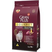 Ração Gran Plus Gourmet Gatos Castrados Ovelha e Arroz (3 kg) - Affinity Guabi - Gran Plus - Affinity Guabi