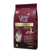 Ração GranPlus Gourmet para Cães Adultos de Médio e Grande Porte Sabor Ovelha - 15kg - Gran Plus