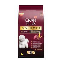 Ração GranPlus Gourmet para Cães Adultos de Porte Mini Sabor Ovelha - 10,1kg - Gran Plus