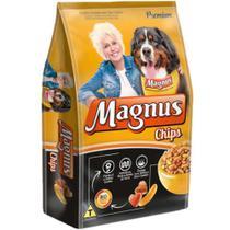 Ração Magnus Chips para Cães Adultos - Adimax Pet -
