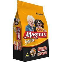 Ração Magnus Todo Dia Sabor Carne para Cães Adultos 25KG -