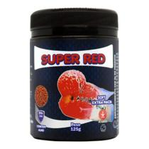 RAÇÃO MARAMAR FORTCOLLOR SUPER RED SOFT - Pote 125 Gr -