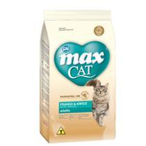 Ração Max Cat Profissional Line Adulto Frango e Arroz -