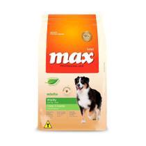 Ração max p. line cães adultos - 16kg - Total Alimentos