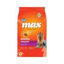 Ração Max Strogonoff para Cães Adultos Sabor Carne ao Molho - 15kg -