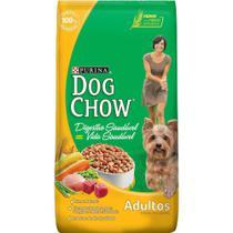 Ração Nestlé Purina Dog Chow Adultos Raças Pequenas - 20 kg -