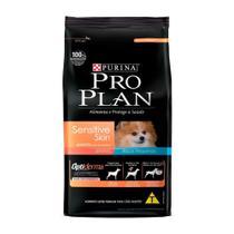 Ração Nestlé Purina para Cães Adultos Raças Pequenas Sensitive Sabor Salmão e Arroz - 1kg - Proplan - Pro Plan