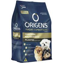 Ração Origens Cães Adultos York-Maltes-Spitz 1kg -