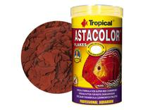 Ração Para Acará Disco - Tropical Asta Color 100g - Betta e cia