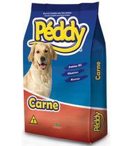 Ração para cachorro peddy carne 15kg - Brazilian Pet Foods