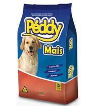 Ração para cachorro peddy mais 15kg - Brazilian Pet Foods