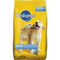 Ração para Cachorro Pedigree Premium Filhotes Raças Médias e Grandes 10,1kg -