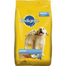 Ração para Cachorro Pedigree Premium Filhotes Raças Médias e Grandes 3Kg -