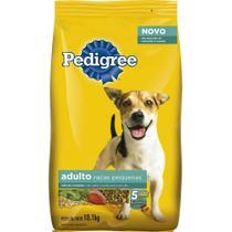 Ração para Cachorro Pedigree Raças Pequenas 10,1Kg -
