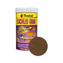 Ração Para Ciclídeos Granulada Tropical Cichlid Gran 550g -