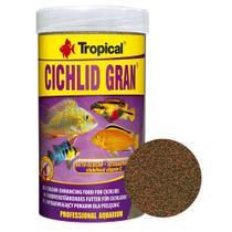 Ração Para Ciclídeos Granulada Tropical Cichlid Gran 55g -