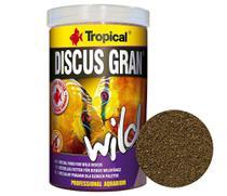 Ração para Discos Selvagens Tropical Discus Gran Wild 440g -