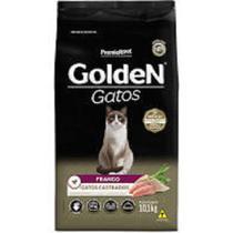 Ração para Gatos Castrados Golden Frango 10kg - Premier
