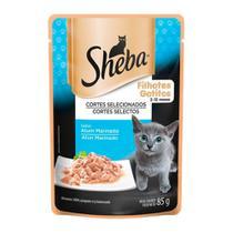 Ração para Gatos Filhotes Sabor Atum Marinho 85g - Sheba