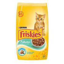 Ração para Gatos Friskies Filhotes Sabor Frango, Cenoura e Leite com 1kg -