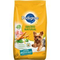 Ração Pedigree Equilíbrio Natural para Cães Adultos de Raças Pequenas - 1 Kg -