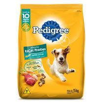 Ração Pedigree Para Cães Adultos Raças Pequenas 15 kg -