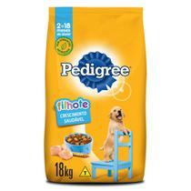 Ração Pedigree Para Cães Filhotes Raças Médias e Grandes 18 kg -
