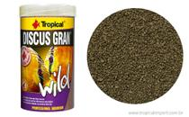 Ração Peixes DISCUS GRAN WILD 110G  -  TROPICAL -