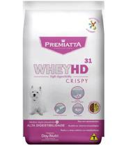 Ração Premiatta HD Alta Digestibilidade Crispy Cães Raças Pequenas 6kg -
