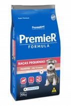 Ração Premier Formula Raças Pequenas Filhotes 20 kg - PremieR Pet -