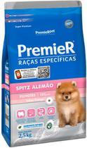 Ração Premier para Cães Filhotes de Raças Específicas - Spitz Alemão -
