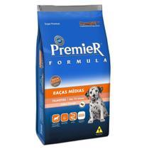 Ração Premier Pet Formula Frango para Cães Filhotes de Raças Médias 20KG -