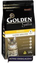 Ração Premier Pet Golden de Frango para Gatos Adultos -