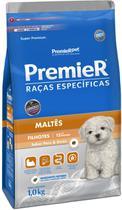 Ração Premier Raças Especificas para Cães Filhotes Maltês - Premier Pet