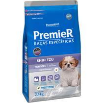 Ração Premier Raças Específicas Para Cães Filhotes Shih Tzu Sabor Frango - Premier pet -