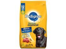 Ração Premium para Cachorro Pedigree  - Nutrição Essencial Carne Adulto 10,1kg -