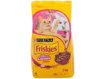 Ração Premium para Gato Friskies Adulto - Mix de Carnes 3kg