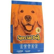 Ração Premium Special Dog Sabor Carne para Cães Adultos 15 kg -