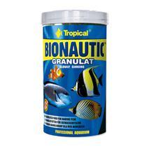 Ração Premium Tropical Bionautic Granulat 275g - Peixes Marinhos -