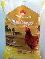 Ração Presence Para Aves Postura 5Kg Do Campo Ovos -
