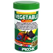Ração Prodac Vegetable Flackes 20g -